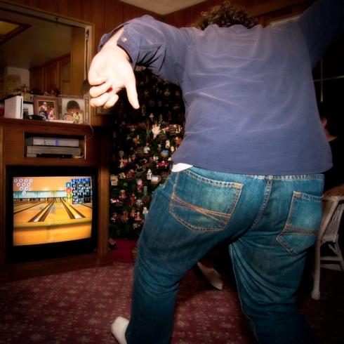 Paul Wii Bowling 02