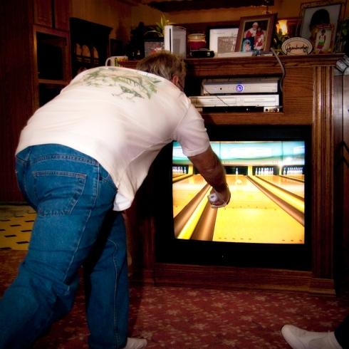 Big Paul Wii Bowling