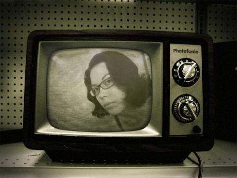 I'm on TV!